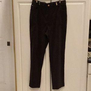 St. John Sport Vintage Brown Pants